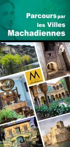 2018 Folleto itinerario por las ciudades machadianas-FRANCÉS-baja-1
