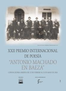 Cartel Premio Poesia 2018