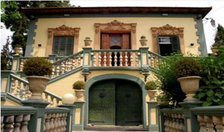 Fachado de Villa Amparo