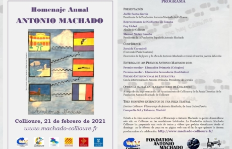 Web_PROGRAMA HOMENAJE ANTONIO MACHADO 2021 (ESPAÑOL)