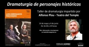 Dramaturgia de personajes históricos @ Fernán Gómez Centro Cultural de la Villa